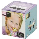 Plus-Plus® Open Play Set, Pastel, 600 pieces