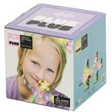 Plus-Plus® Open Play Set, Pastel, 1,200 pieces