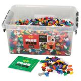 Plus-Plus® School Set, 3,600 pieces in Basic Colors