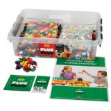 Plus-Plus® School Set, 3,600 pieces in All Colors (Basic, Neon, & Pastel)