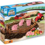 Play Dirt Pig Pen