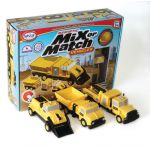 Magnetic Mix or Match® Vehicles, Construction