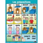 Essential Classroom Posters, Set II, French