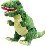 Baby Dino's Puppets, T-Rex-Green