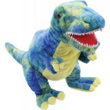 Baby Dino's Puppets, T-Rex-Blue