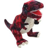Baby Dino's Puppets, T-Rex-Red