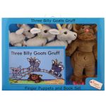 Traditional Story Sets, Three Billy Goats Gruff