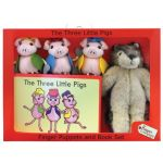 Traditional Story Sets, The Three Little Pigs