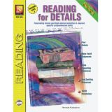 Specific Reading Skills, Reading for Details, Level 3
