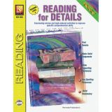 Specific Reading Skills, Reading for Details, Level 4