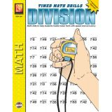 Timed Math Drills, Division