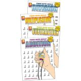 Timed Math Drills, Set of all 4