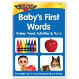 Baby's First Words DVD, Colors, Food, Activities & More