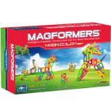 Neon Magformers, 60 pc set