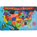 Kid's USA PlaceMap