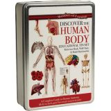 Wonders of Learning Tin Set, Discover the Human Body