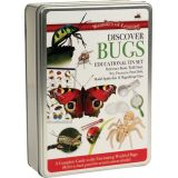 Wonders of Learning Tin Set, Discover Bugs