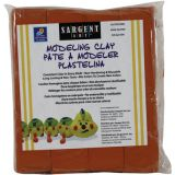 Sargent Art® Modeling Clay, Terra Cotta