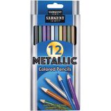 Sargent Art® Metallic Colored Pencils