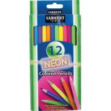 Sargent Art® Neon Colored Pencils