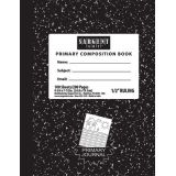Primary Ruled Picture Story Notebook, 100 sheets