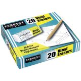 Vinyl Erasers Class Pack, Pack of 20