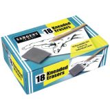 Kneaded Erasers Class Pack, Pack of 18