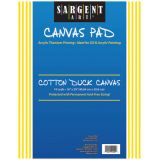 Sargent Art® Canvas Pad, 16 x 20