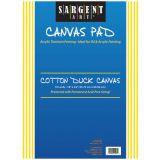 Sargent Art® Canvas Pad, 18 x 24