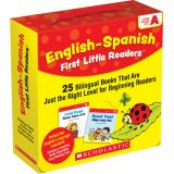 English-Spanish First Little Readers: Guided Reading Level A (Parent Pack)