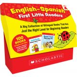 English-Spanish First Little Readers: Guided Reading Level A (Classroom Set)