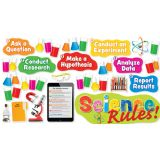 Science Rules! Bulletin Board Set