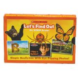 Let's Find Out®: My Rebus Readers, Single-Copy Set, Box 1