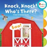 Rookie Toddler® Board Book, Knock, Knock! Who's There?
