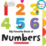 Rookie Toddler® Board Book, My Favorite Book of Numbers