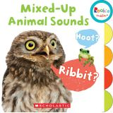 Rookie Toddler® Board Book, Mixed-Up Animal Sounds