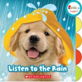 Rookie Toddler® Board Book, Listen to the Rain
