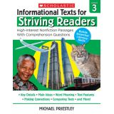 Informational Texts for Striving Readers: Grade 3