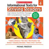 Informational Texts for Striving Readers: Grade 4
