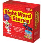 Sight Word Stories: Level A (Parent Pack)