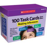 100 Task Cards in a Box: Making Inferences