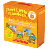 First Little Readers™ Parent Pack, Level D