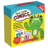 First Little Comics: Levels A & B (Parent Pack)