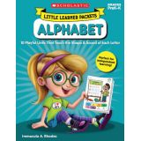 Little Learner Packets, Alphabet