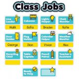 Aqua Oasis Class Jobs Mini Bulletin Board Set