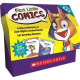 First Little Comics Classroom Set, Levels E & F