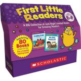 First Little Readers Classroom Set, Levels E-F