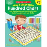 Play & Learn Math: Hundred Chart