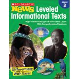 Scholastic News Leveled Informational Texts, Grade 3