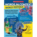 Words in Context, Word Festivals